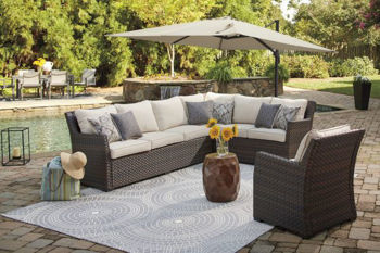 Picture of EASY ISLE SECTIONAL & CHAIR GROUP