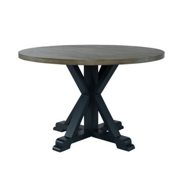 Picture of LAKESHORE PEDESTAL TABLE