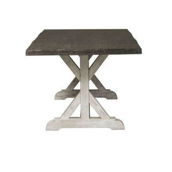 Picture of WILLOWRUN TRESTLE TABLE