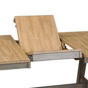 Picture of LINDSEY FARM TRESTLE TABLE