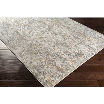 Picture of KHAKI DRYDEN RUG