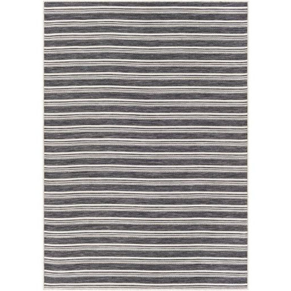 Picture of CHARCOAL PASADENA OUTDOOR RUG