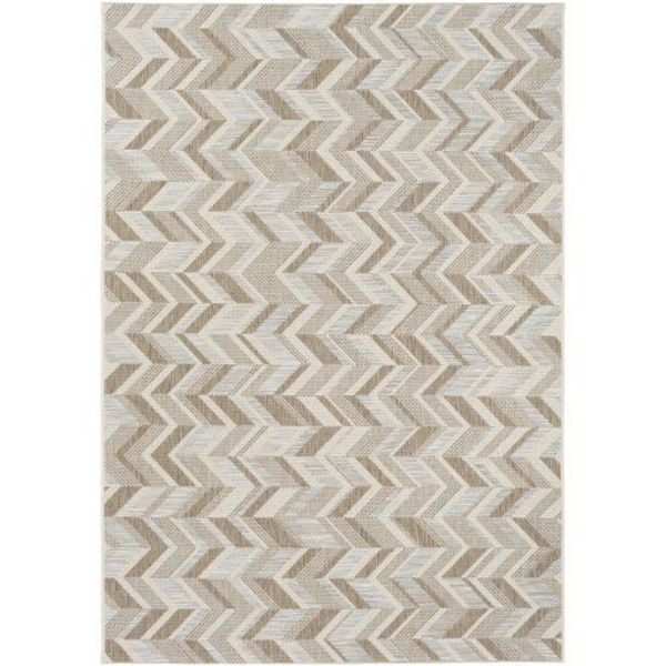 Picture of TAN SANTA CRUZ OUTDOOR RUG