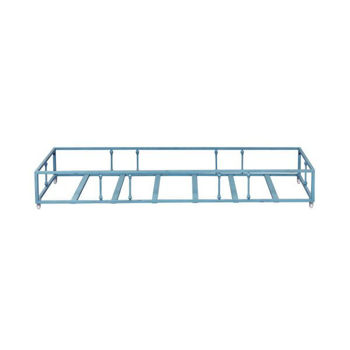 Picture of BLUE TWIN METAL TRUNDLE