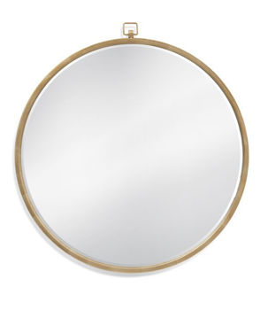 Picture of GOLD BEDFORD WALL MIRROR