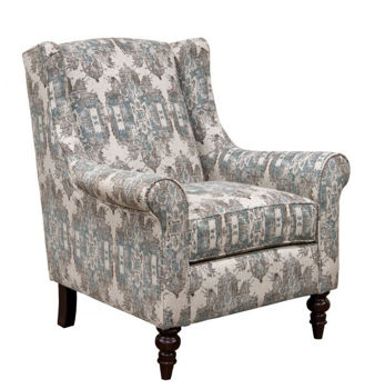Picture of REED WING ACCENT CHAIR