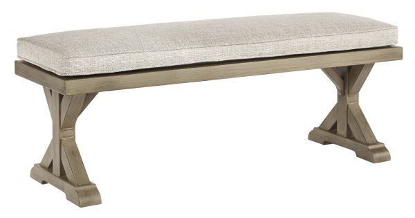 Picture of BEACHCROFT BENCH WITH CUSHION