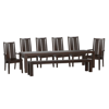 Picture of BASSETT BENCH*MADE TOFFEE OAK DINING GROUP