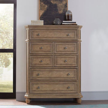 Picture of THE LAURELS DRAWER CHEST