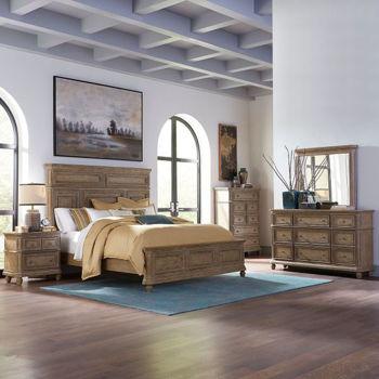 Picture of THE LAURELS QUEEN BED