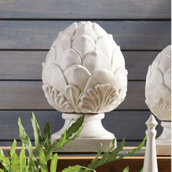 Picture of LARGE CONSERVATORY ARTICHOKE FINIAL