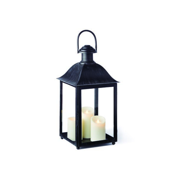 Picture of BLACK COACH HOUSE OUTDOOR LANTERN