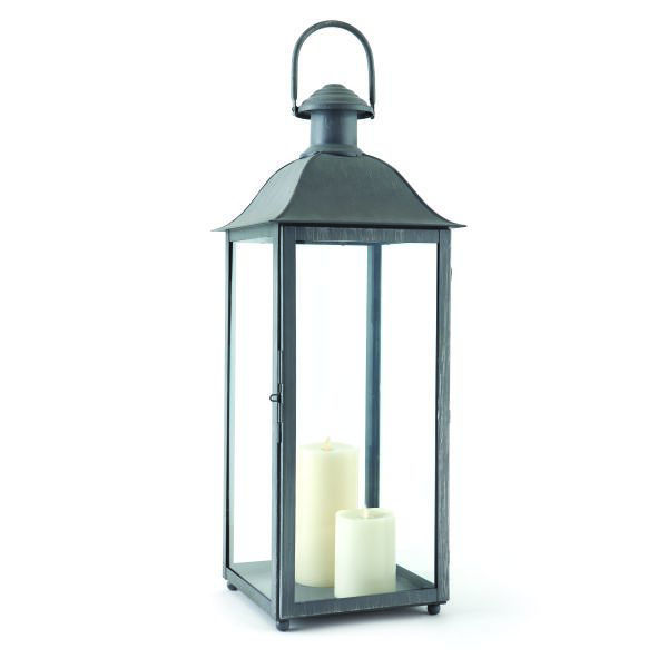 Picture of GRAY COACH HOUSE OUTDOOR LANTERN