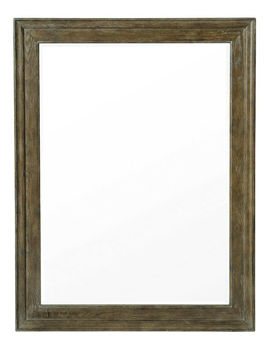 Picture of RUSTIC PATINA MIRROR