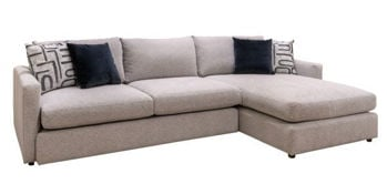 Picture of BASSETT ALLURE SECTIONAL
