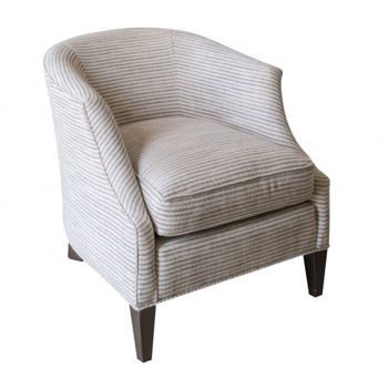 Picture of SHERRILL JAZZED TAUPE ACCENT CHAIR