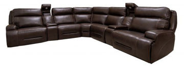 Picture of LIGHT-UP POWER SECTIONAL