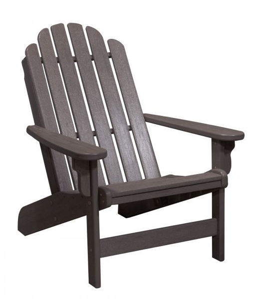 Picture of CHOCOLATE SHORELINE ADIRONDACK CHAIR