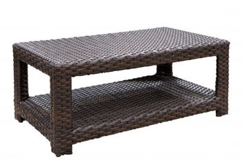 Picture of OCONEE WOVEN TOP COFFEE TABLE