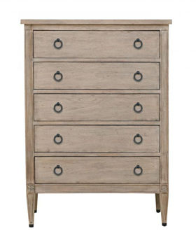 Picture of BASSETT CHARLOTTE WASHED ELM CHEST