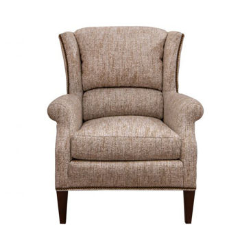 Picture of SHERRILL MILLIE CAMEL ACCENT CHAIR