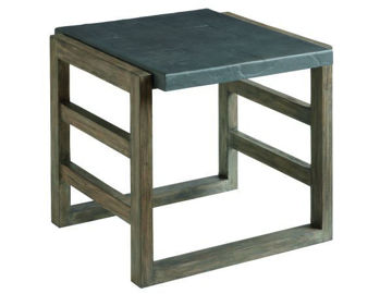 Picture of LA JOLLA OUTDOOR CAST TOP END TABLE