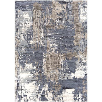 """Picture of BLUE VALOUR 7'10"""" X 10'10"""" RUG"""