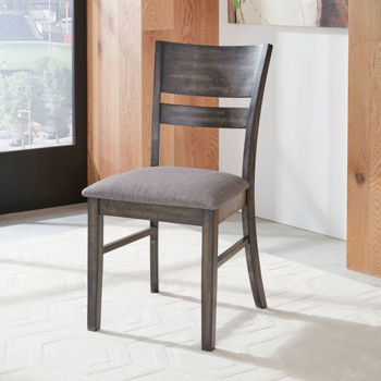 Picture of ANGLEWOOD UPHOLSTERED SIDE CHAIR