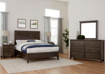 Picture of PASSAGEWAYS KING BEDROOM GROUP