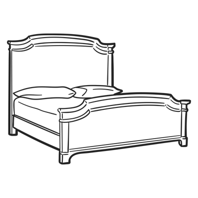 Picture for category Twin & Full Beds