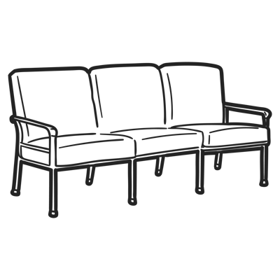 Picture for category Outdoor Sofas