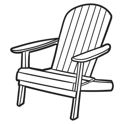 Picture for category Outdoor Chairs & Ottomans
