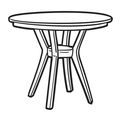 Picture for category Pub Tables