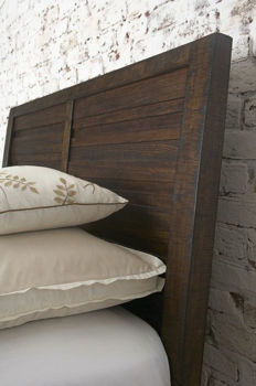 Picture of RUFF HEWN KING STORAGE BED