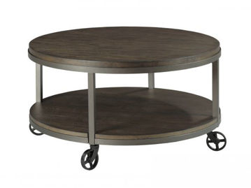 Picture of BAJA ROUND COFFEE TABLE
