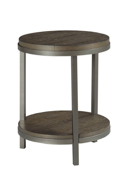 Picture of BAJA ROUND END TABLE