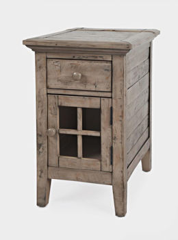 Picture of RUSTIC SHORES CHAIRSIDE TABLE