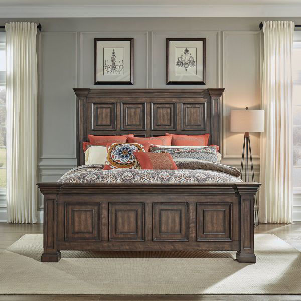 Picture of BIG VALLEY KING BED