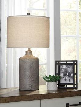 Picture of LINUS CERAMIC TABLE LAMP