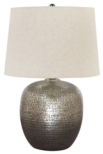 Picture of MAGALIE METAL TABLE LAMP