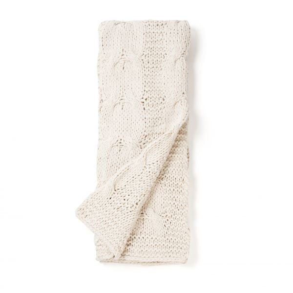 Picture of IVORY MICAH THROW