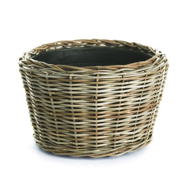Picture of WOVEN DRY BASKET PLANTER