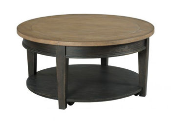 Picture of HANCOCK ROUND COCKTAIL TABLE