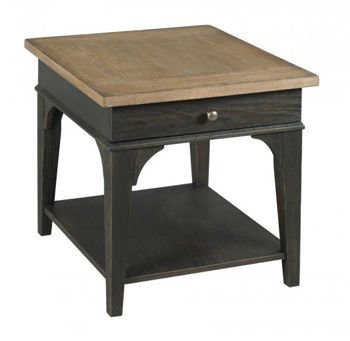 Picture of HANCOCK DRAWER END TABLE