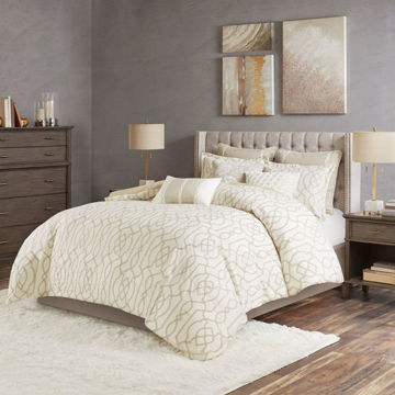 Picture of CLARITY KING COMFORTER SET