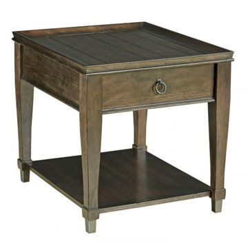 Picture of JAMES END TABLE