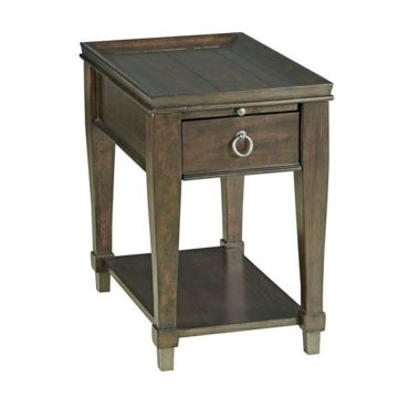 Picture of JAMES CHAIRSIDE TABLE