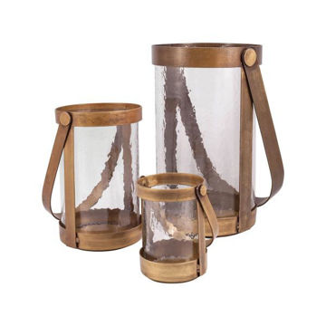 Picture of TONAL PILLAR CANDLE HOLDER SET