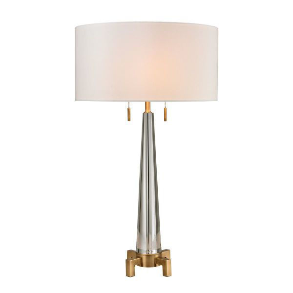 Picture of BEDFORD CRYSTAL TABLE LAMP