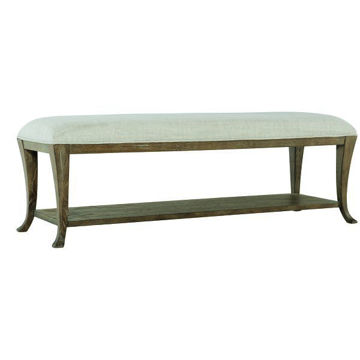 Picture of RUSTIC PATINA BENCH